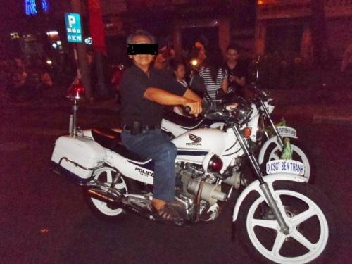 Moto police  Q